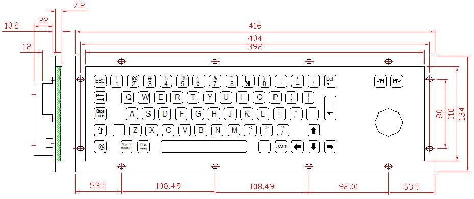 Список настройка и назначение горячих клавиш ОС Windows 10